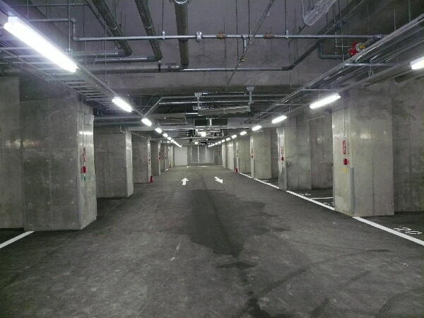 市川駅南口地区第一種市街地再開発事業 B街区 施設建築物新築工事