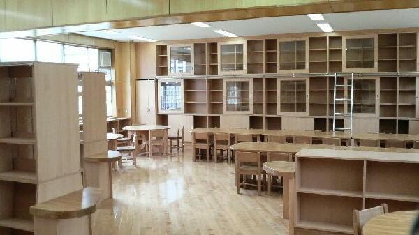 千葉市立新宿小学校大規模改造電気設備工事